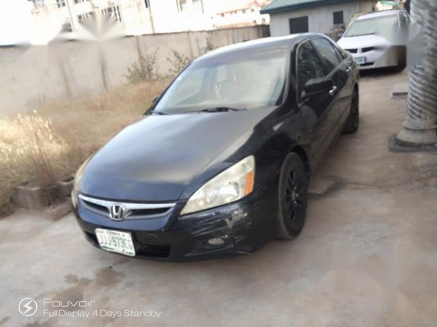 Honda Accord 2006 For Sale >> Honda Accord 2006 2 4 Type S Automatic Black For Sale 41528