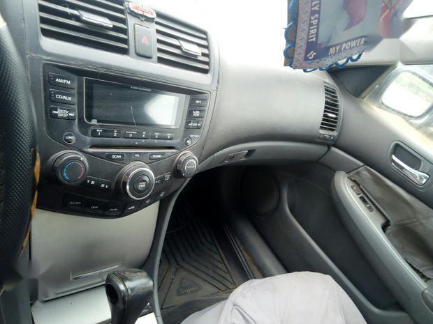 2004 Honda Accord For Sale >> Sell Cheap Grey 2004 Honda Accord Sedan Automatic 42829