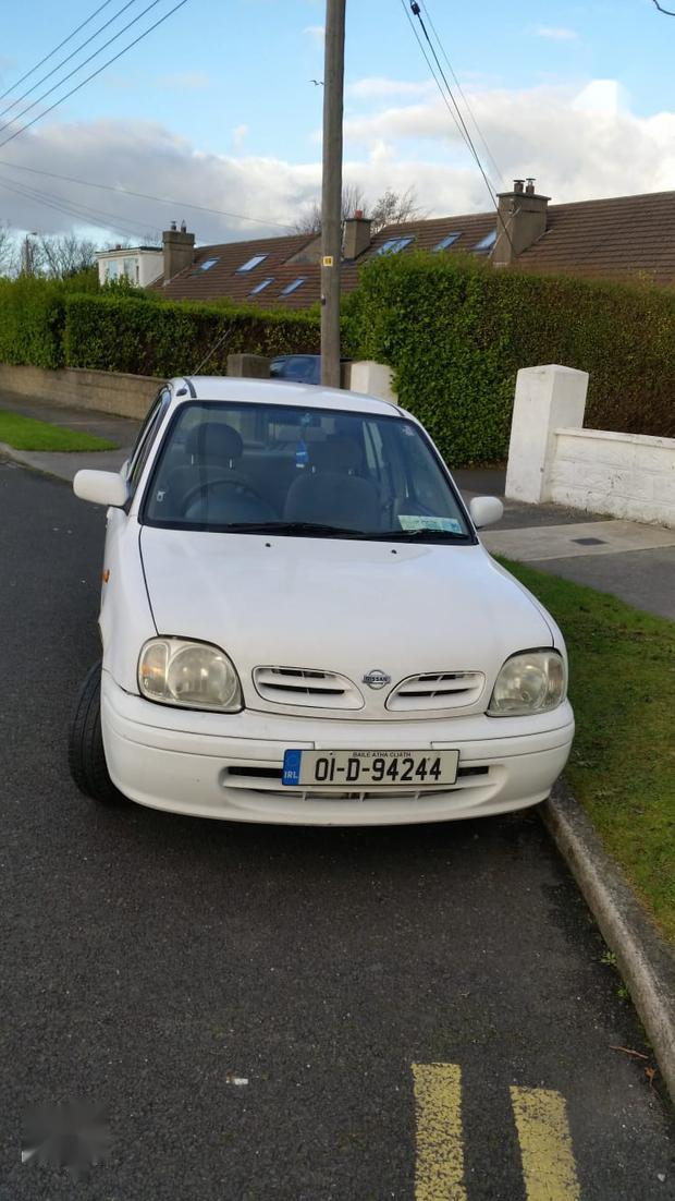 Sell high quality 2001 Nissan Micra automatic at mileage