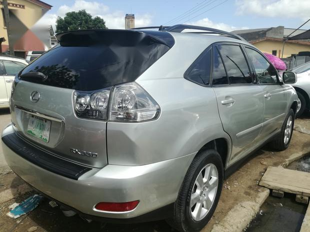 nigeria used lexus rx 330 awd 2006 model silver 76467 naijacarmarket com nigeria used lexus rx 330 awd 2006