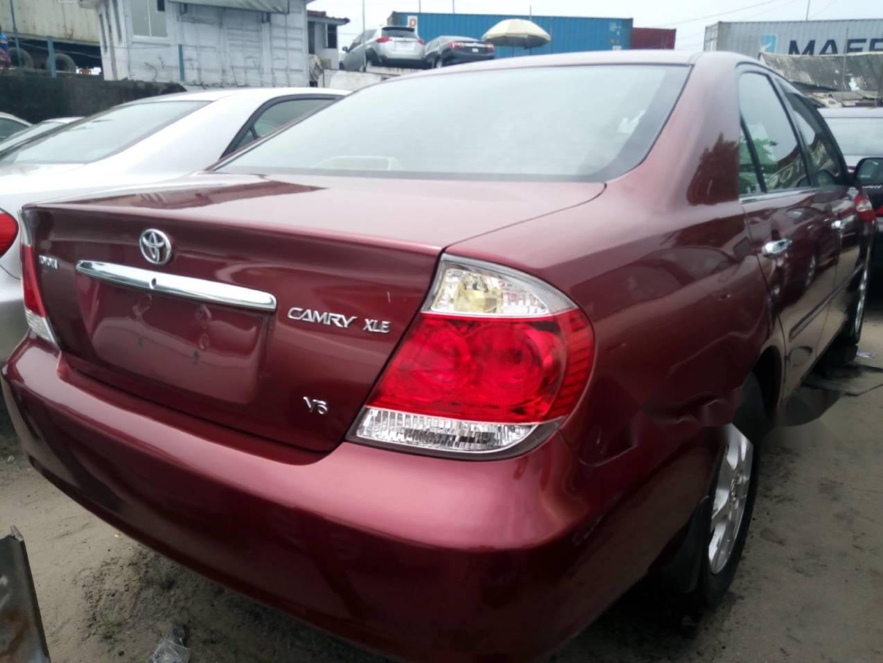 Foreign Used 2005 Toyota Camry For Sale In Lagos 85531 Naijacarmarket Com