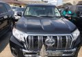 Very Clean Foreign used Toyota Land Cruiser Prado 2018 Limited Black-12