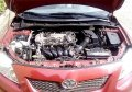 Nigeria Used Toyota Corolla 2009 Model Red-1