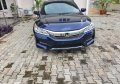Tokunbo Honda Accord 2016 Model Blue-7