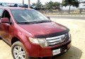 Nigeria Used  Ford Edge 2008 Model Red-9