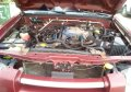 Foreign Used Nissan Frontier 2004 Model Red-1