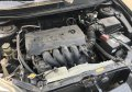 Foreign Used Toyota Matrix 2005 Model Black-6