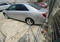 Nigeria Used Toyota Camry 2013 Model Silver-2