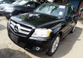 Foreign Used Mercedes-Benz GLK 2011 Model Black-0
