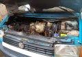 Very clean Nigeria used Volkswagen T4-5