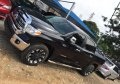 Foreign Used Toyota Tundra 2016 Model Black-2