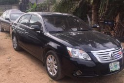 Toyota Avalon 2007 Limited Black for sale