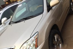 Lexus RX 400h AWD 2007 Gold for sale