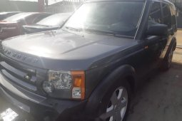 Land Rover LR3 2005 Petrol Automatic Grey/Silver for sale