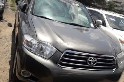 Toyota Highlander 2010 ₦5,000,000 for sale