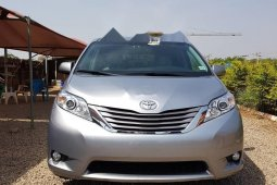 Toyota Sienna 2017 ₦13,500,000 for sale