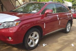 2011 Lexus RX Petrol Automatic for sale