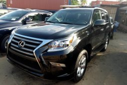 Lexus GX 2015 Petrol Automatic Black for sale