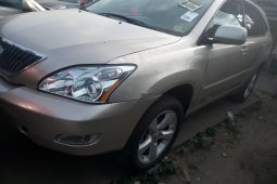 Lexus RX 2005 Petrol Automatic Gold for sale