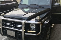 2014 Mercedes-Benz G63 Automatic Petrol Black for sale