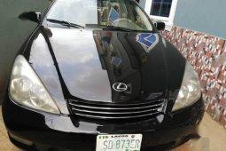 Lexus ES 2003 Black for sale