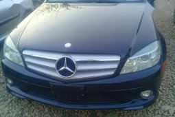 Mercedes-Benz C300 2009 Blue for sale