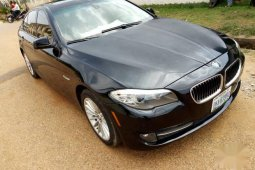 BMW 528i 2013 Black for sale