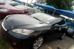 Lexus ES 2008 Gray for sale