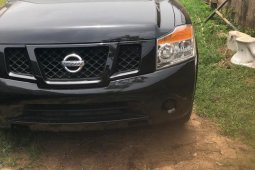 Nissan Armada 2008 SE Blackfor sale