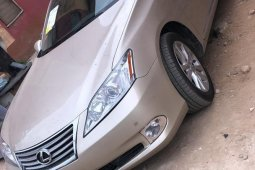 Lexus ES 2010 350 Gold for sale