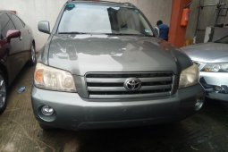 Toyota Highlander 2007 ₦2,450,000 for sale