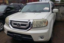 2011 Honda Pilot Petrol Automatic for sale