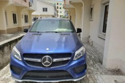 Mercedes-Benz GLE 2016 ₦31,000,000 for sale