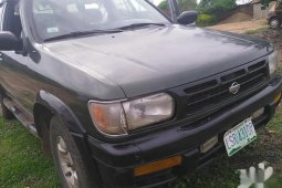 Nissan Pathfinder 1998 Green for sale