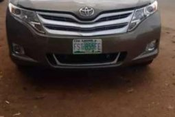 Toyota venza 2010 model for sale
