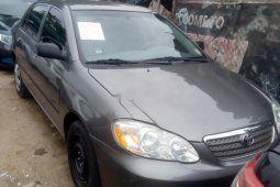 2005 Toyota Corolla Automatic Petrol well maintained for sale