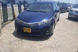 2015 Toyota Corolla for sale in Lagos