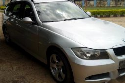 BMW 320i 2006 Silver  for sale