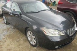 Lexus ES 2008 Petrol Automatic Grey/Silver for sale