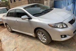 Toyota Corolla 2010 Silver for slae