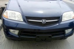 Best priced used 2003 Acura MDX in Lagos