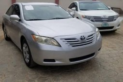 Toyota Camry 2008 Silver for slae