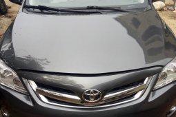 Toyota Corolla 2011 Gray for sale