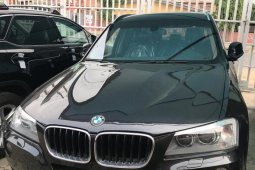 BMW X3 2015 Black for sale