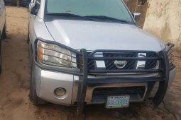 Nissan Pathfinder 2004 SE 4x4 Gray for sale