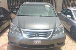 Honda Odyssey 2008 Gray for sale