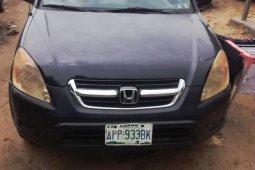 Honda CR-V 2003 2.0i ES Automatic Black for sale