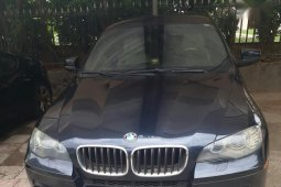 BMW X6 M 2010 Black  for sale