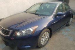 Honda Accord 2008 Blue for sale