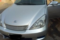 Good Engine, transmission Lexus ES 2002 300 Silver color for sale